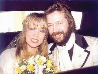 - Pattie and Eric Clapton's Wedding
