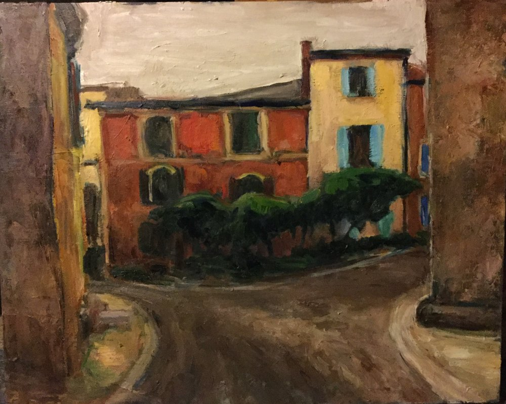 Cloudy Afternoon, Arles