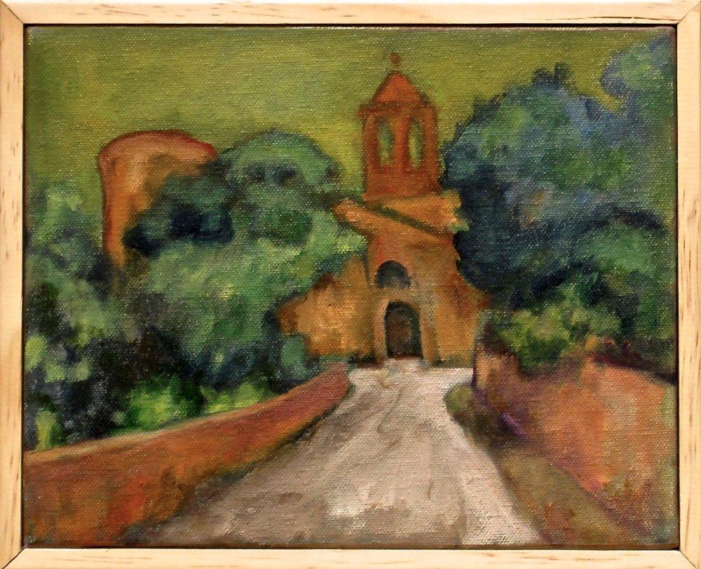 Convent Near La Foce