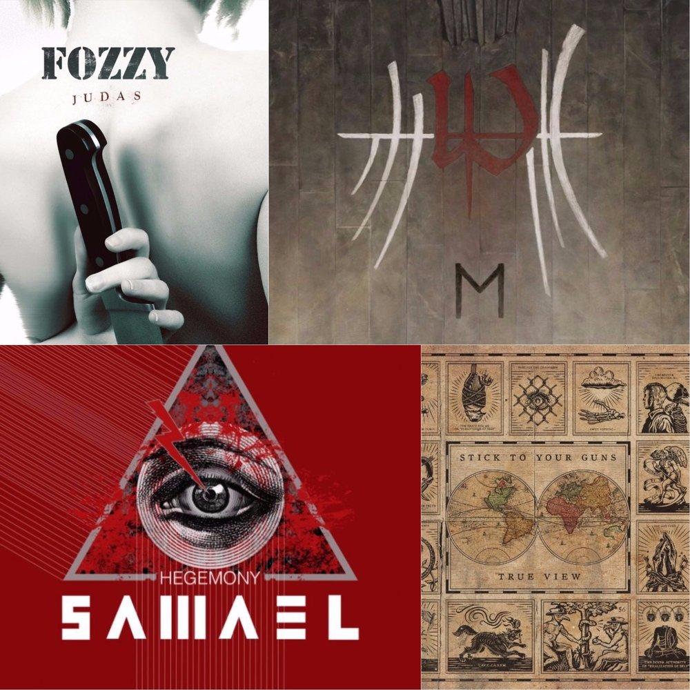 fozzy judas full album download