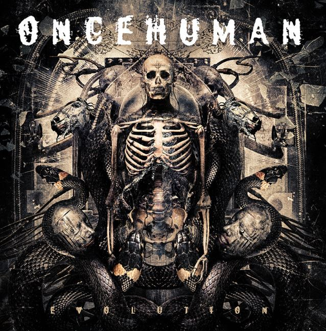 47. Once Human - Evolution