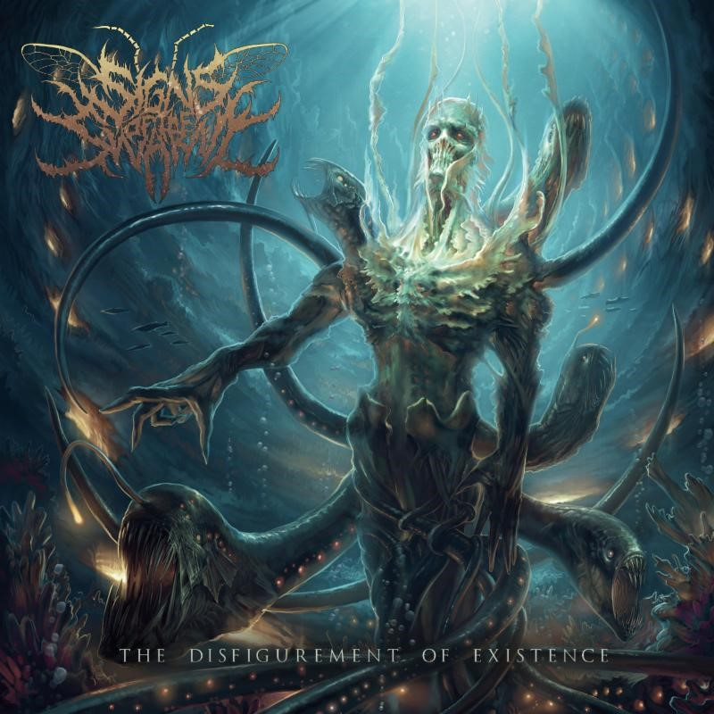 44. Signs Of The Swarm - The Disfigurement Of Existence