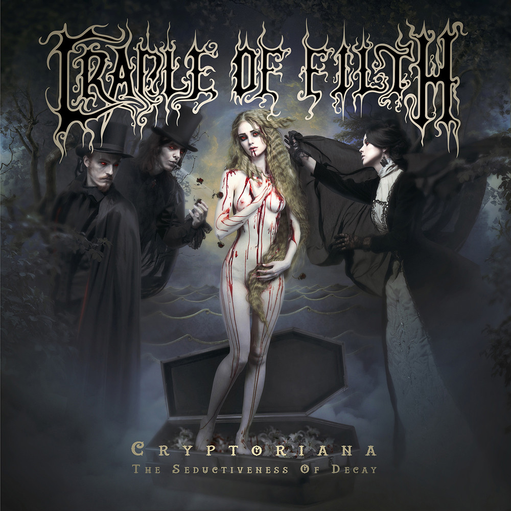 43. Cradle Of Filth - Cryptoriana: The Seductiveness Of Decay