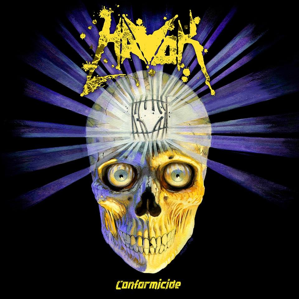 38. Havok - Conformicide