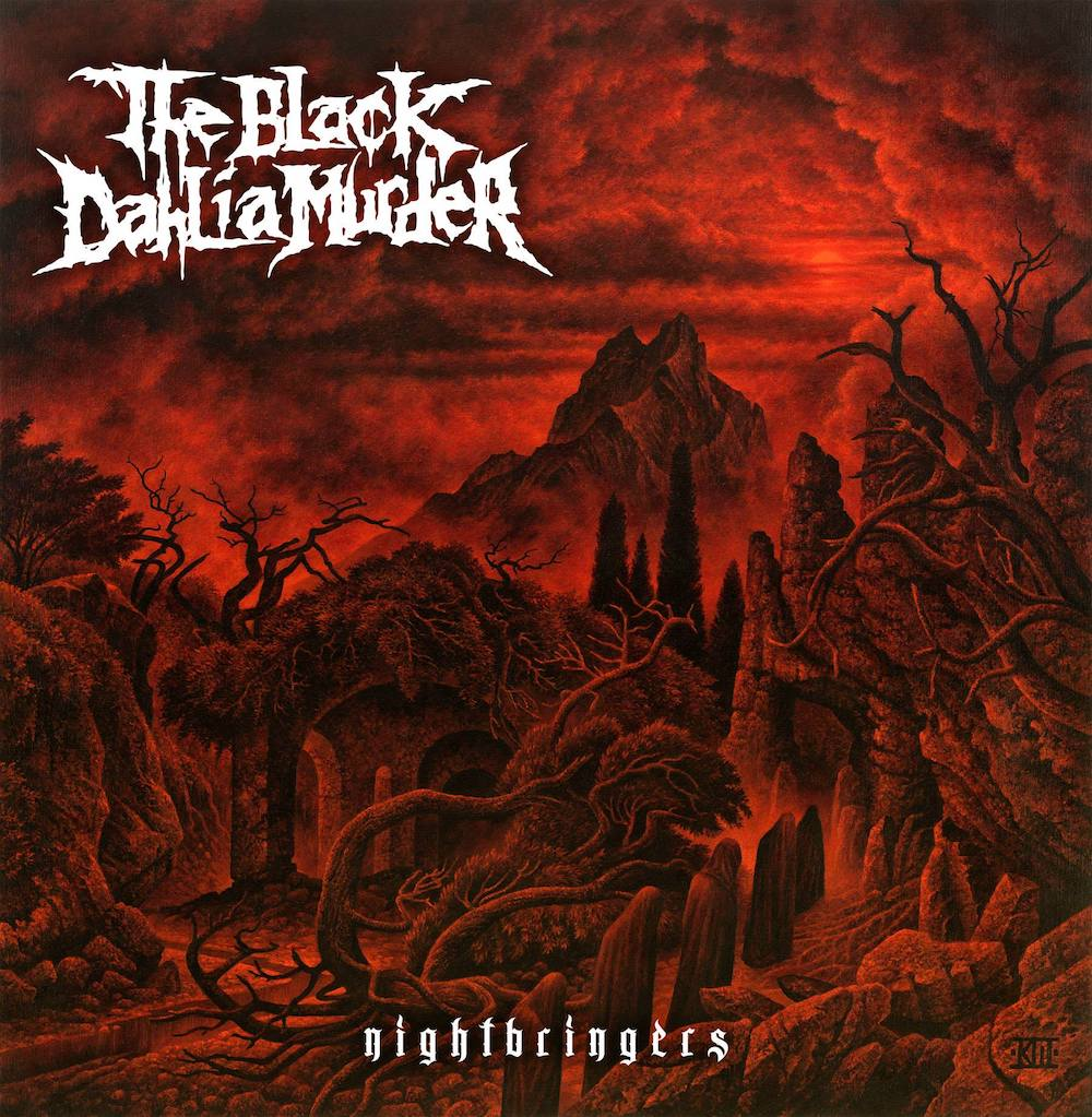 37. The Black Dahlia Murder - Nightbringers