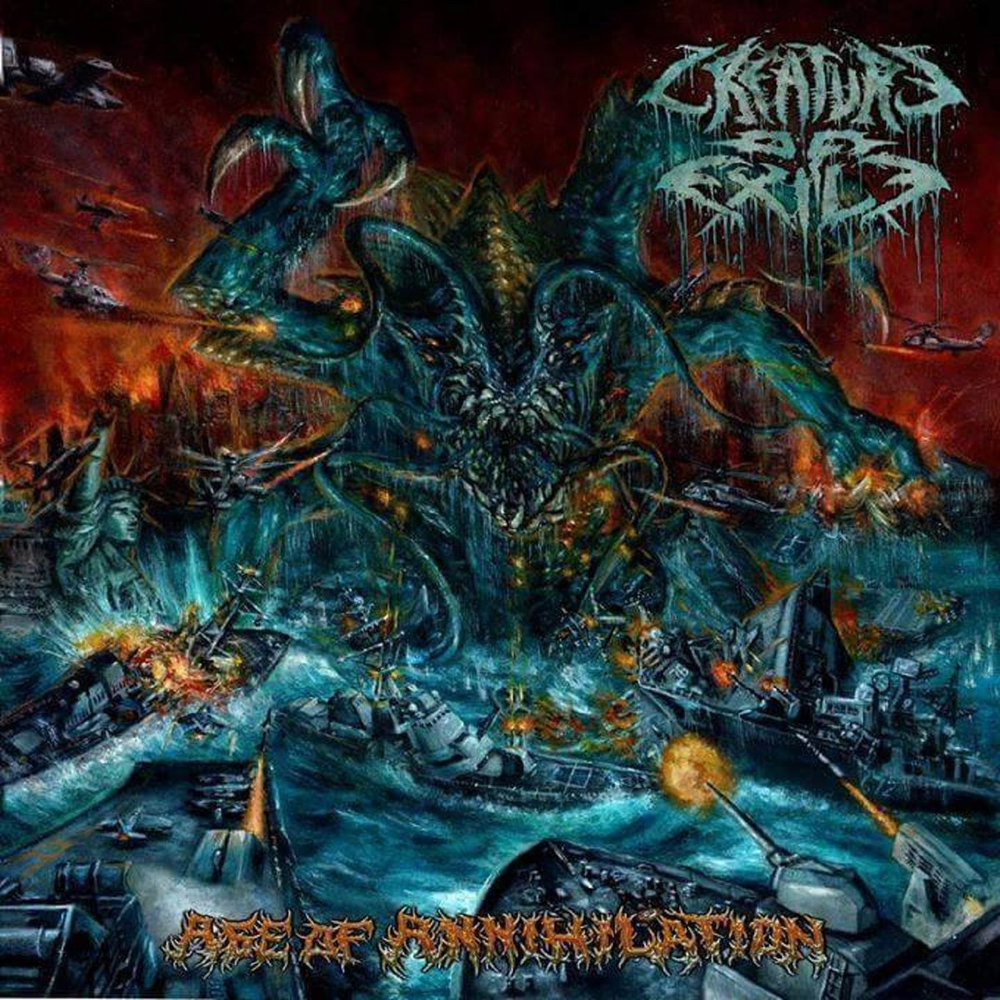 24. Creature Of Exile - Age Of Annihilation