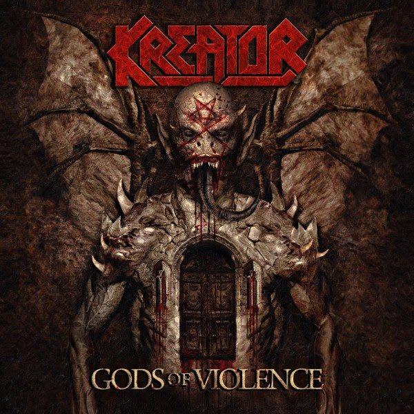 23. Kreator - Gods Of Violence