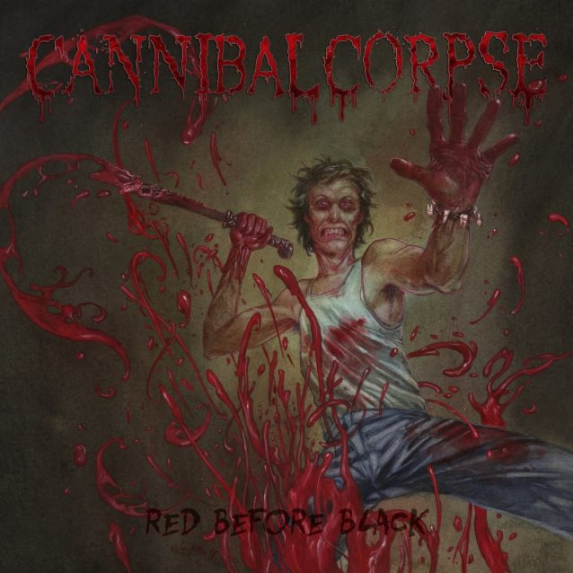 22. Cannibal Corpse - Red Before Black