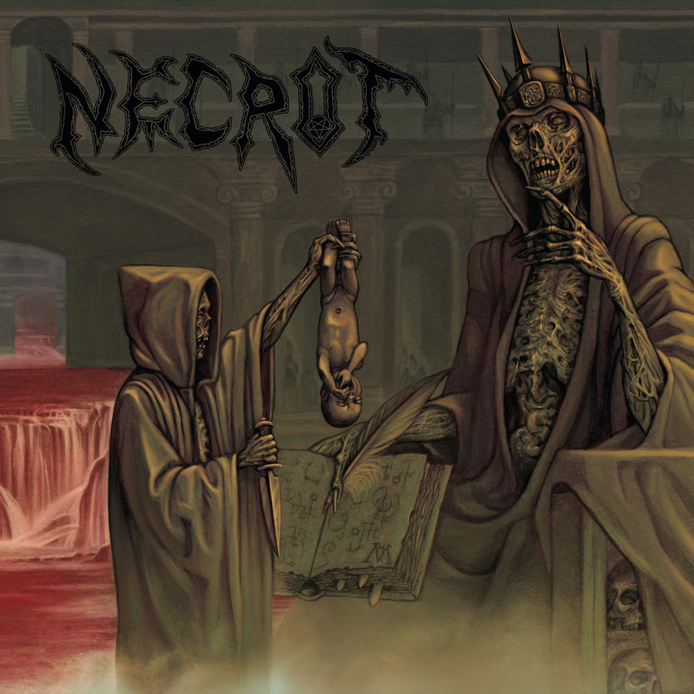 21. Necrot - Blood Offerings