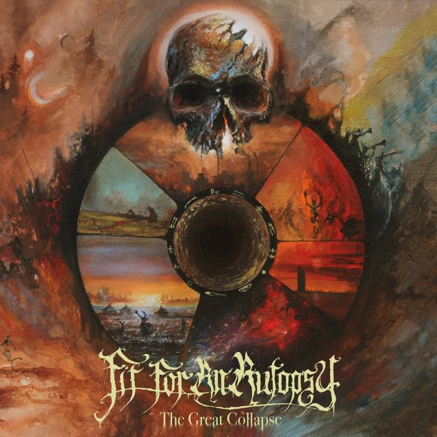 19. Fit For An Autopsy - The Great Collapse