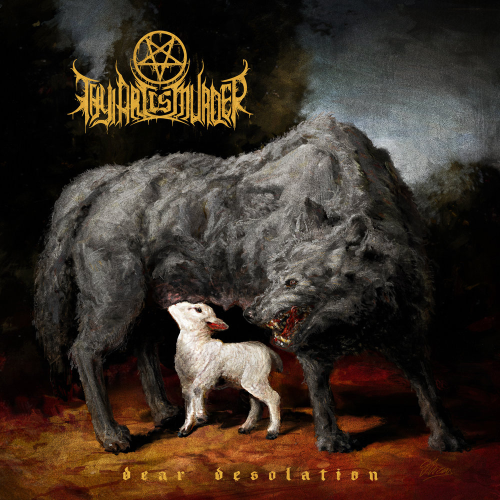 12. Thy Art Is Murder - Dear Desolation