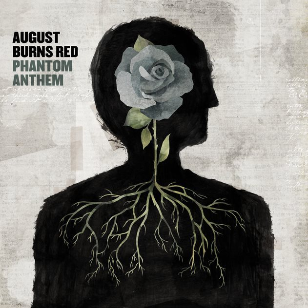 8. August Burns Red - Phantom Anthem