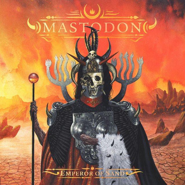 7. Mastodon - Emperor Of Sand