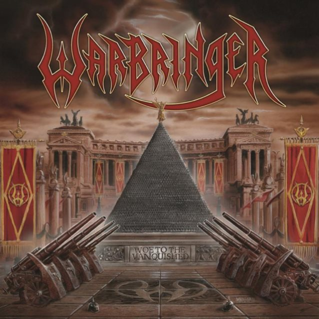 5. Warbringer - Woe To The Vanquished