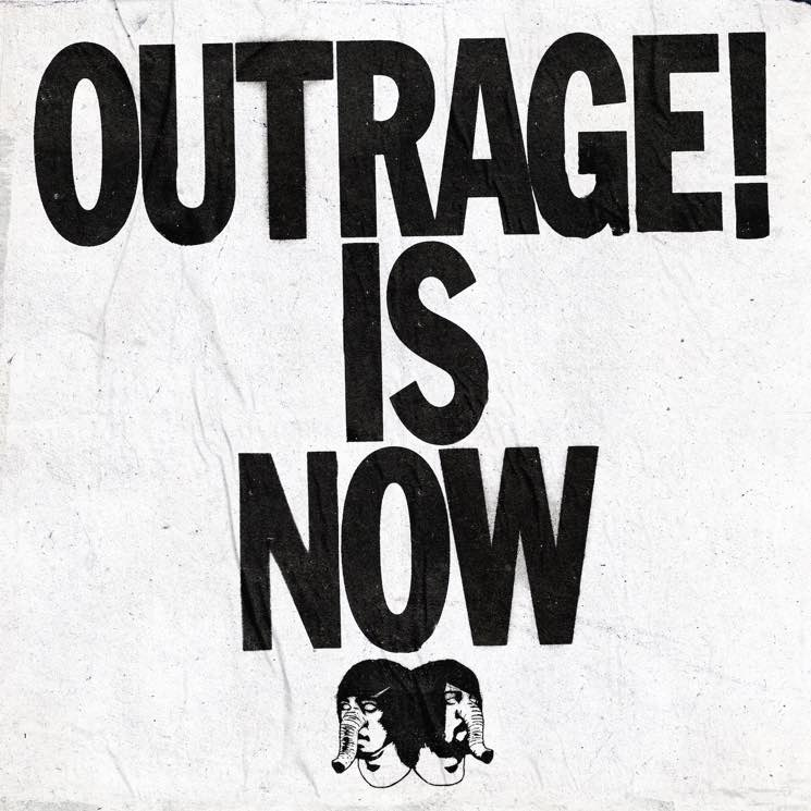9. Death From Above - Outrage! Is Now