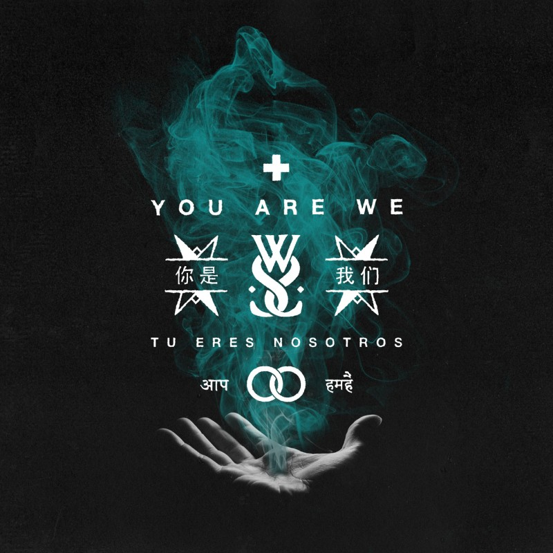 4. While She Sleeps - You Are We