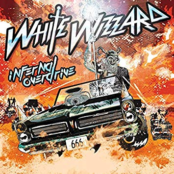White Wizzard - Infernal Overdrive (Traditional Heavy Metal)