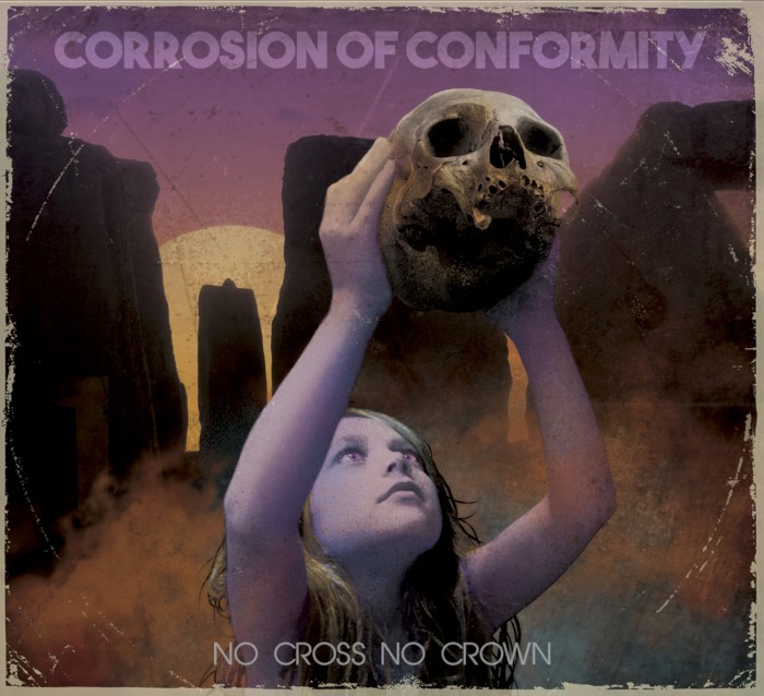 Corrosion Of Conformity - No Cross No Crown (Southern Metal/Stoner Metal)