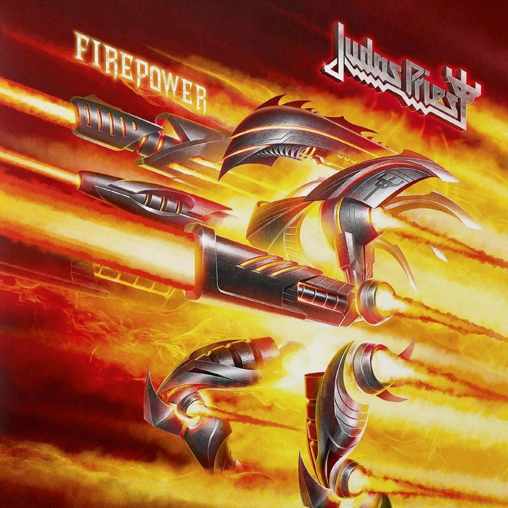 Judas Priest - Firepower (Traditional Heavy Metal)