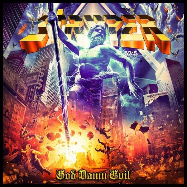 Stryper - God Damn Evil (Traditional Heavy Metal)