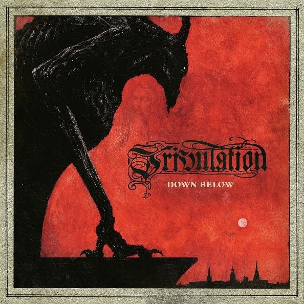 Tribulation - Down Below (Gothic Metal)