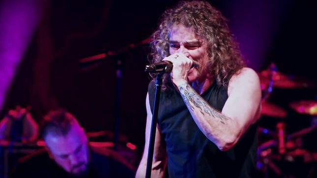 """Overkill's Bobby Blitz sings on the track """"Mother Of Sin"""""""