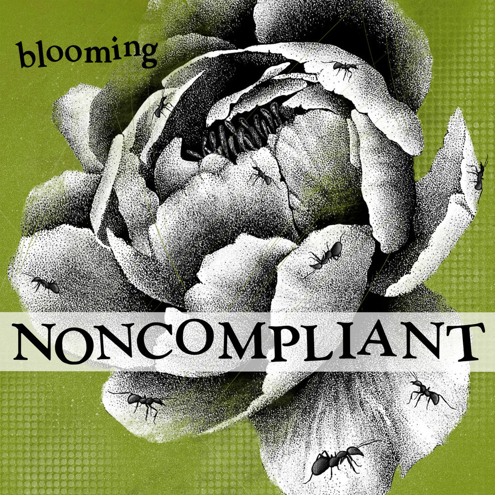 41. NonCompliant - Blooming (Alternative Rock)