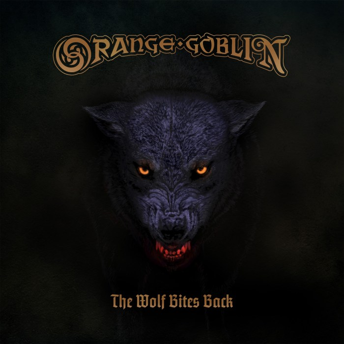 40. Orange Goblin - The Wolf Bites Back (Stoner Rock/Hard Rock)
