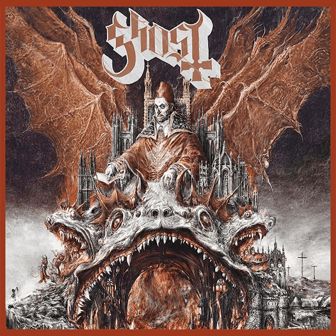 39. Ghost - Prequelle (Arena Rock/Prog/Doom)