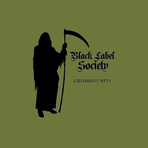 38. Black Label Society - Grimmest Hits (Southern Rock)