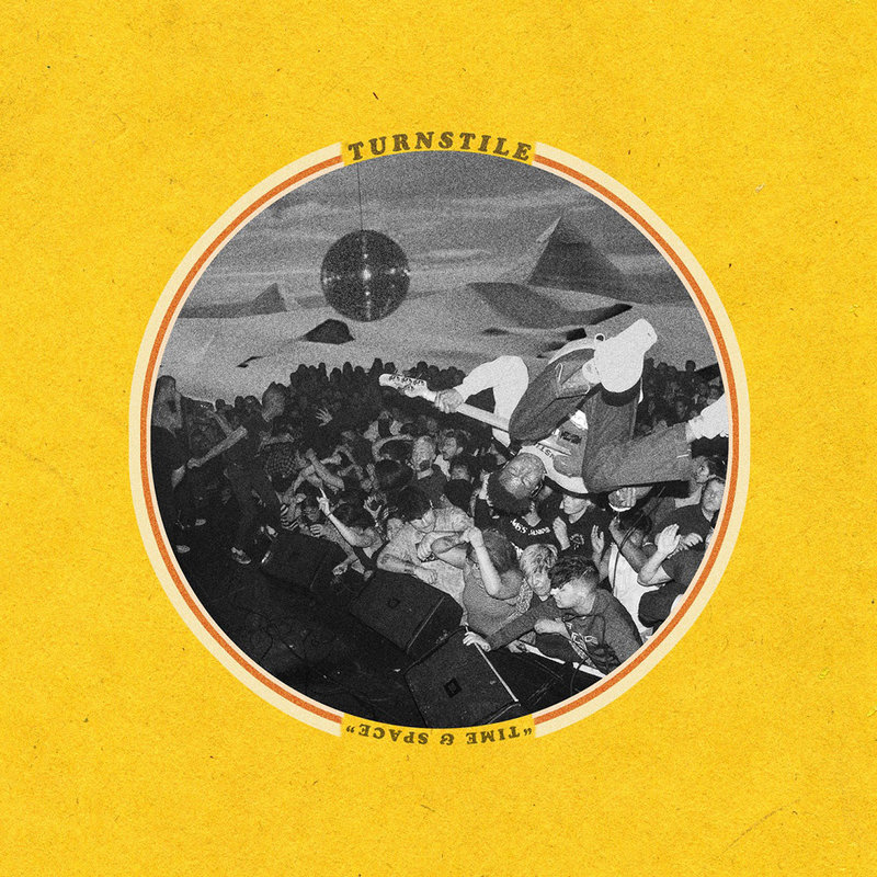 23. Turnstile - Time & Space (Punk Rock)
