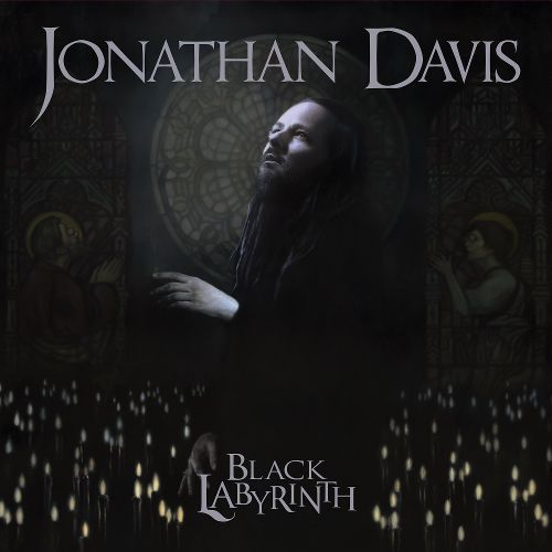 17. Jonathan Davis - Black Labyrinth (Gothic Rock/New Wave/Alternative)
