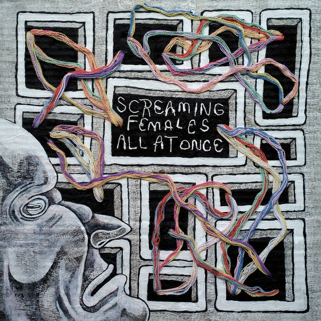 13. Screaming Females - All At Once (Alt Rock/Indie/Blues Rock)