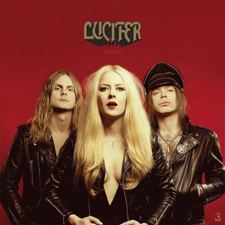 6. Lucifer - Lucifer II (Occult Rock/Doom Metal/Hard Rock)