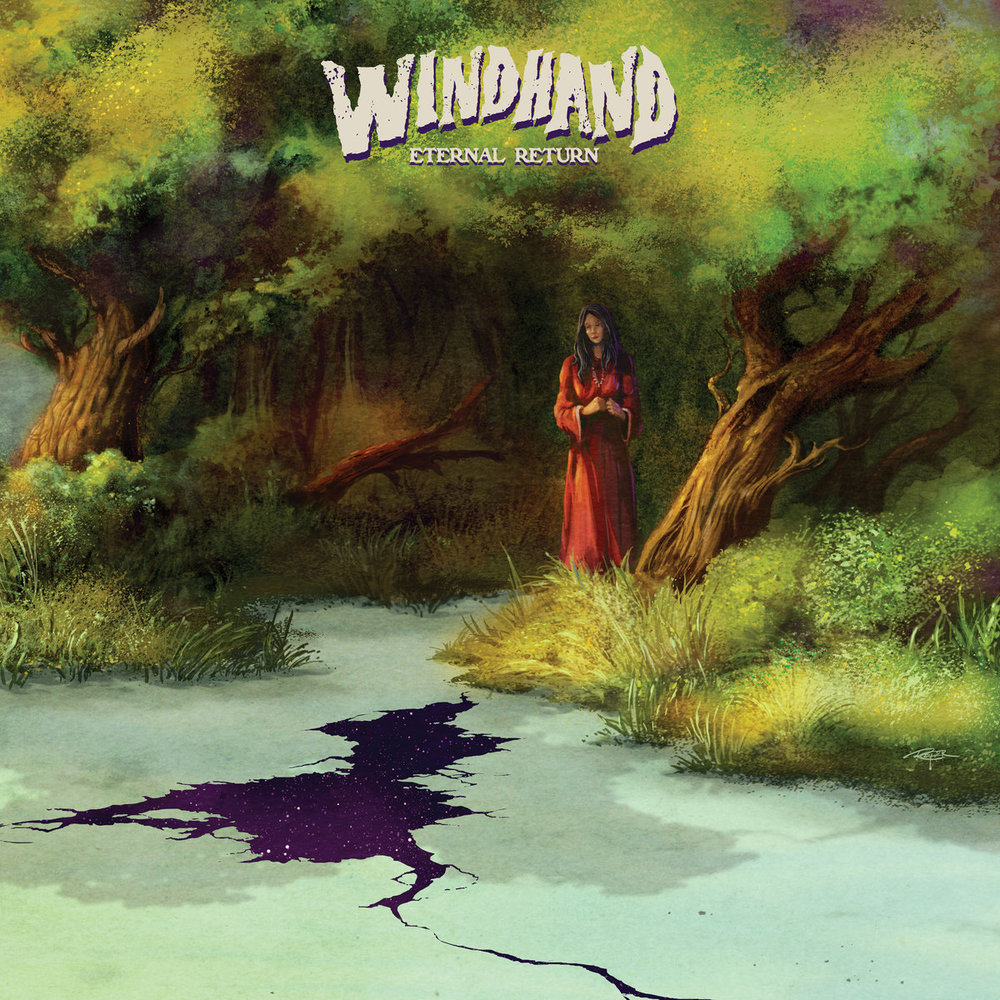 5. Windhand - Eternal Return (Stoner Doom)