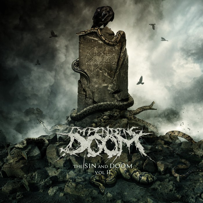 47. Impending Doom - The Sin And Doom Vol II (Deathcore)