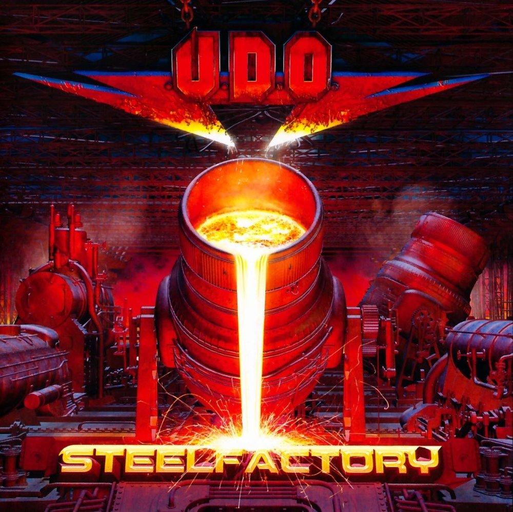 46. U.D.O. - Steelfactory (Traditional Heavy Metal)