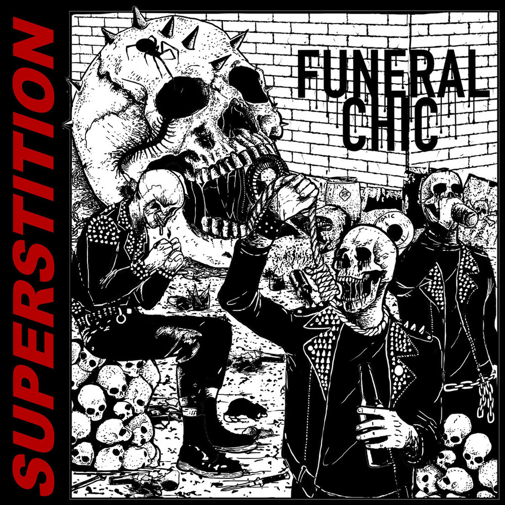 44. Funeral Chic - Superstition (Grindcore)
