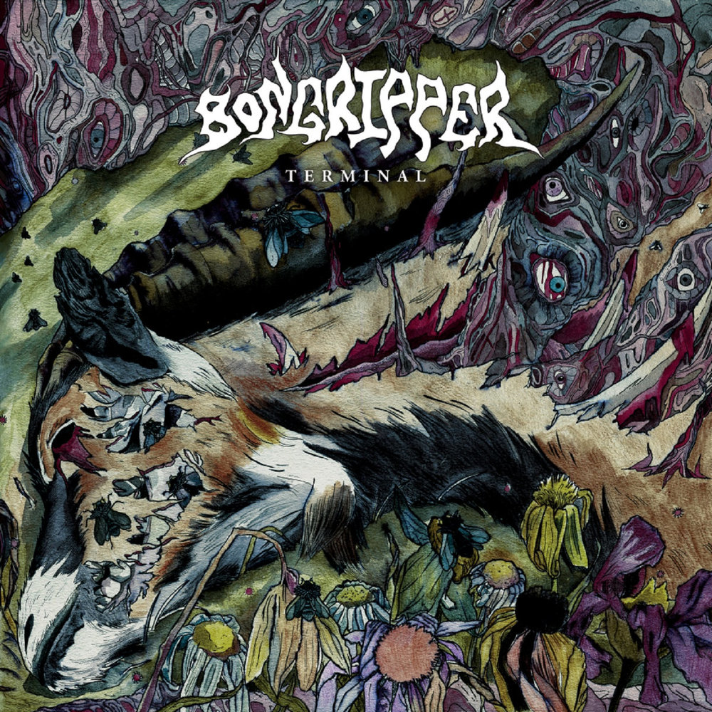 43. Bongripper - Terminal (Stoner Doom)