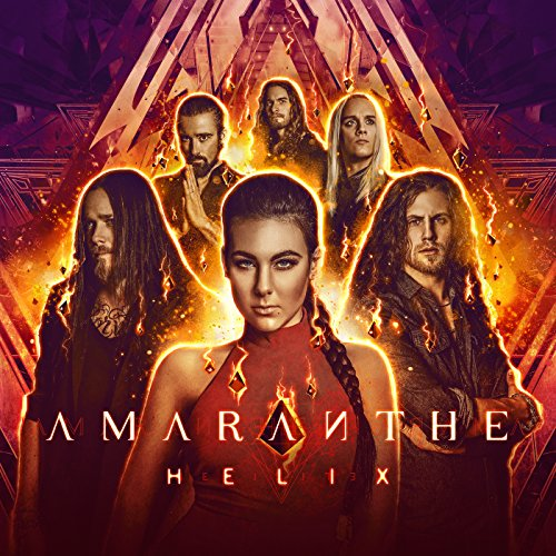 39. Amaranthe - Helix (Power Metal/Melodeath/Melodic Metalcore)