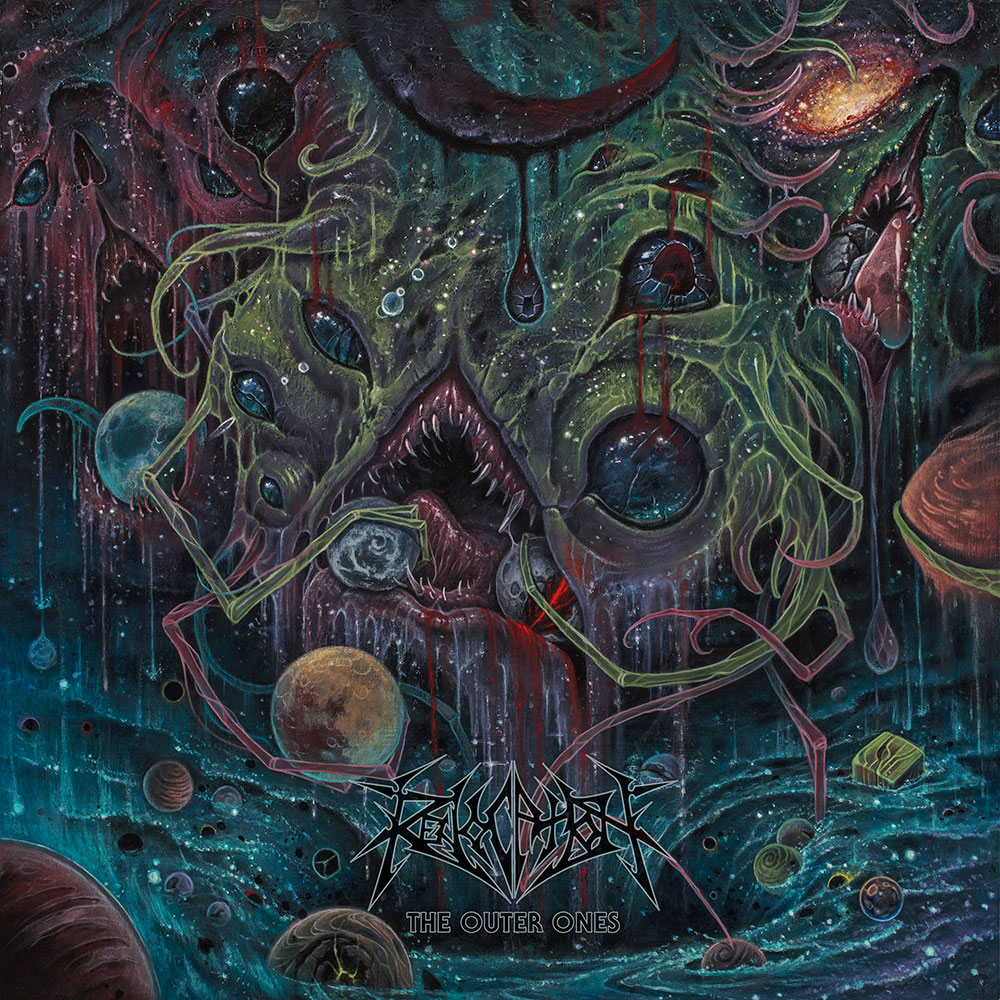 38. Revocation - The Outer Ones (Technical Death Metal)