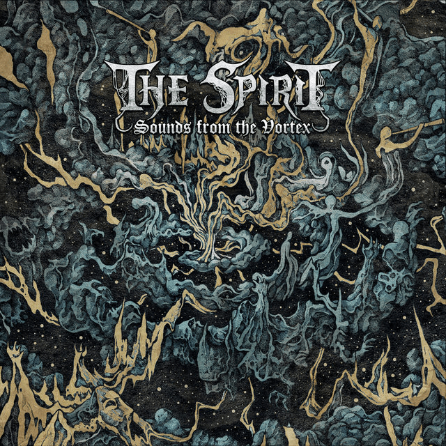 35. The Spirit - Sounds From The Vortex (Black Metal)
