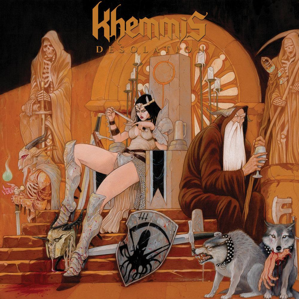 33. Khemmis - Desolation (Doom Metal)