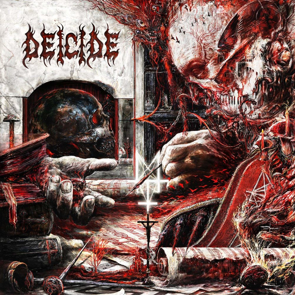 27. Deicide - Overtures Of Blasphempy (Death Metal)