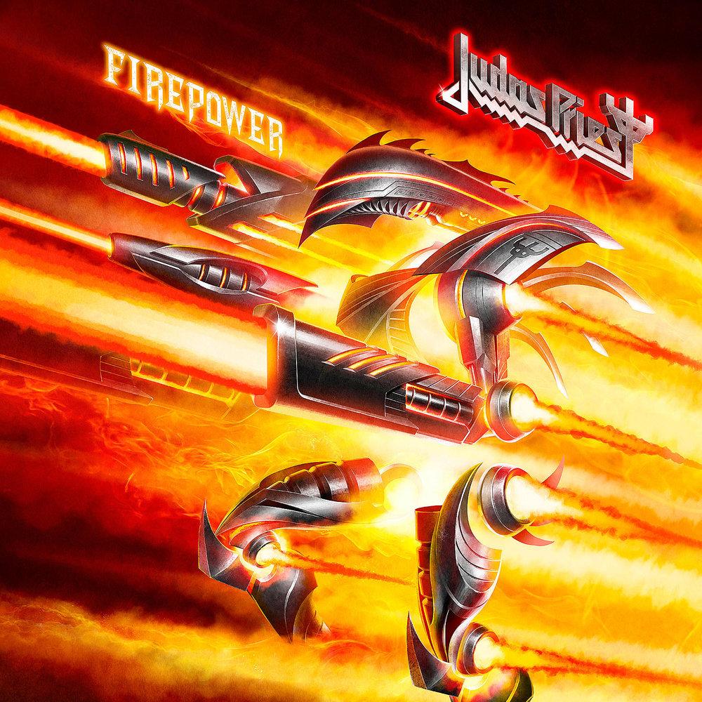 26. Judas Priest - Firepower (Traditional Heavy Metal)