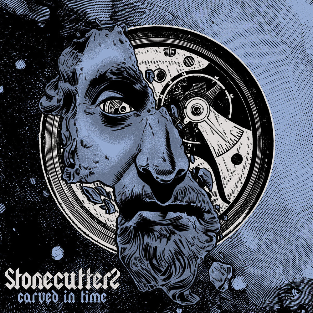 24. Stonecutters - Carved In Time (Sludge Metal)