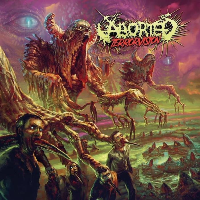22. Aborted - Terrorvision (Death Metal)