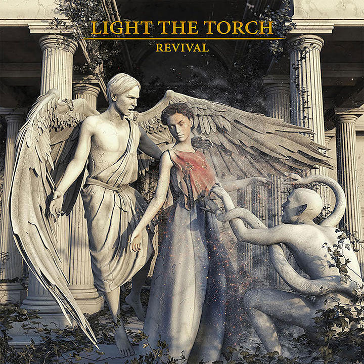 16. Light The Torch - Revival (Melodic Metalcore/Heavy Metal/Hard Rock)