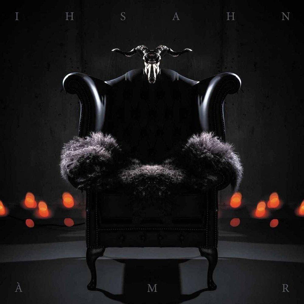 4. Ihsahn - Amr (Progressive Black Metal)