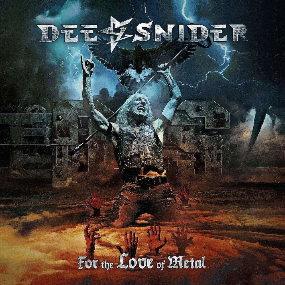 3. Dee Snider - For The Love Of Metal (Traditional Heavy Metal)